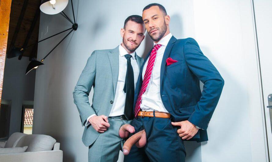 MenAtPlay – Sexual Attraction – Franky Fox, Gustavo Cruz