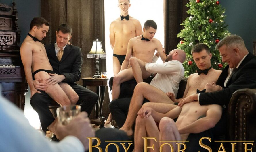 BoyForSale.com – Xmas Party Favor – Marcus Rivers, Legrand Wolf, Austin L Young, Master Savage, Felix Kamp, Jack Andram, Cole Blue
