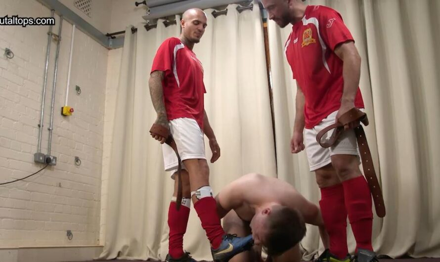 BrutalTops – Master Thomas and Master Leo Dominate Their Sub
