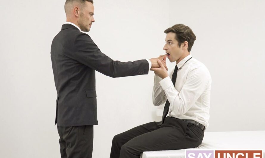 MissionaryBoys.com – Purification Ceremony – Trent Summers, Taylor Reign