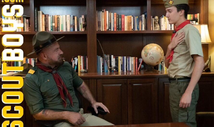 ScoutBoys – THE PLEDGE – Jack Andram, Felix Kamp