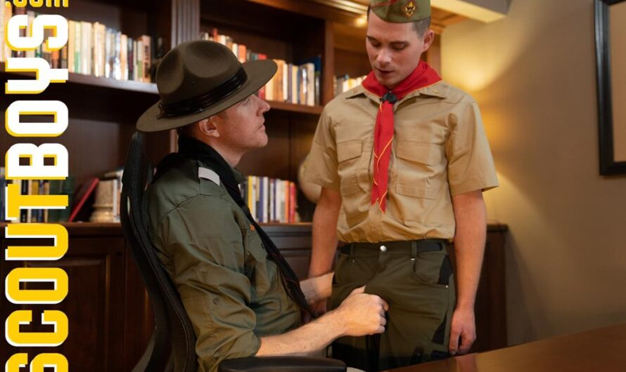 ScoutBoys – THE PLEDGE – Mark Winters, Legrand Wolf