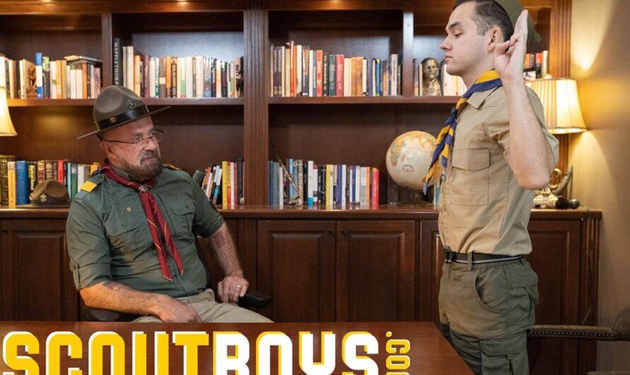 ScoutBoys – THE PLEDGE – Felix Kamp, Marcus Rivers