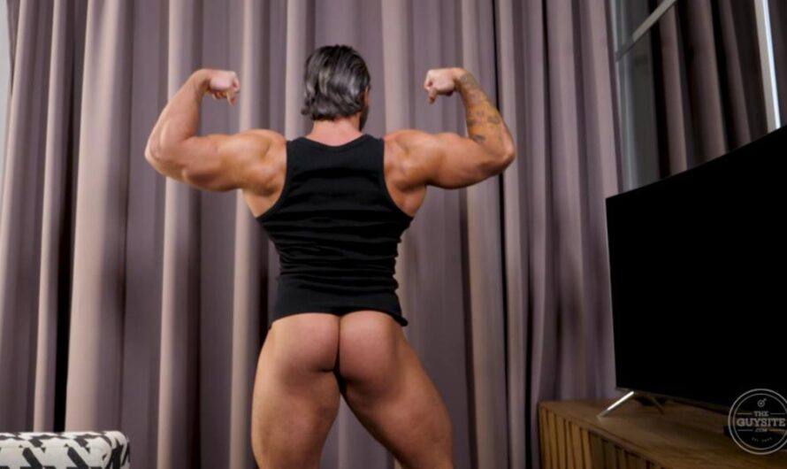 TheGuySite – Naked Russian Body Builder Daniil