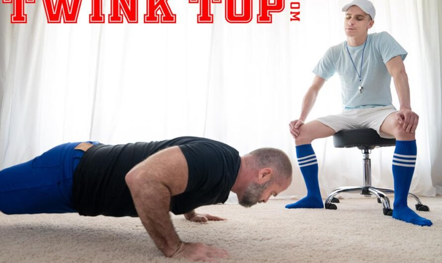TwinkTop – TOP TRAINING – Bishop Angus, Marcus Ryan