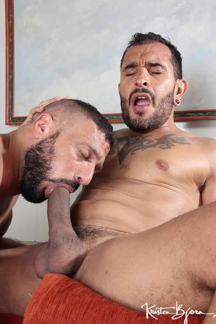 KristenBjorn - I WANT YOU: Lucio Saints, Marco Napoli KristenBjorn
