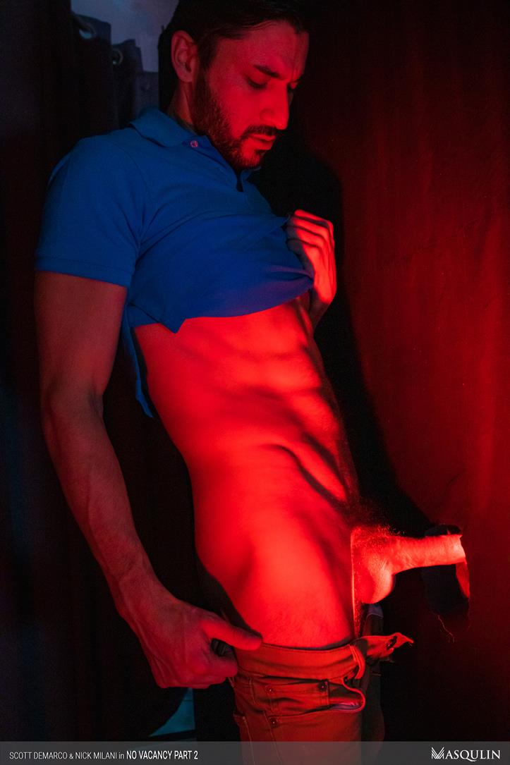 Masqulin - No Vacancy Part 2 - Scott Demarco, Nick Milani Masqulin