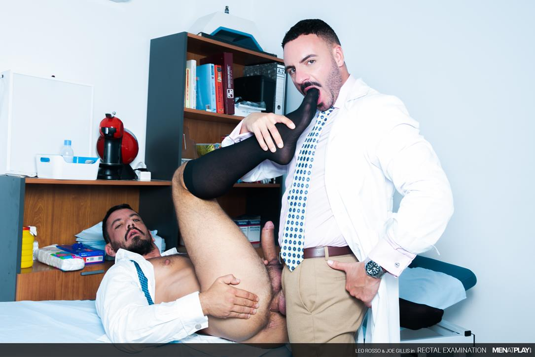Rectal Examination - Joe Gillis and Leo Rosso Cover