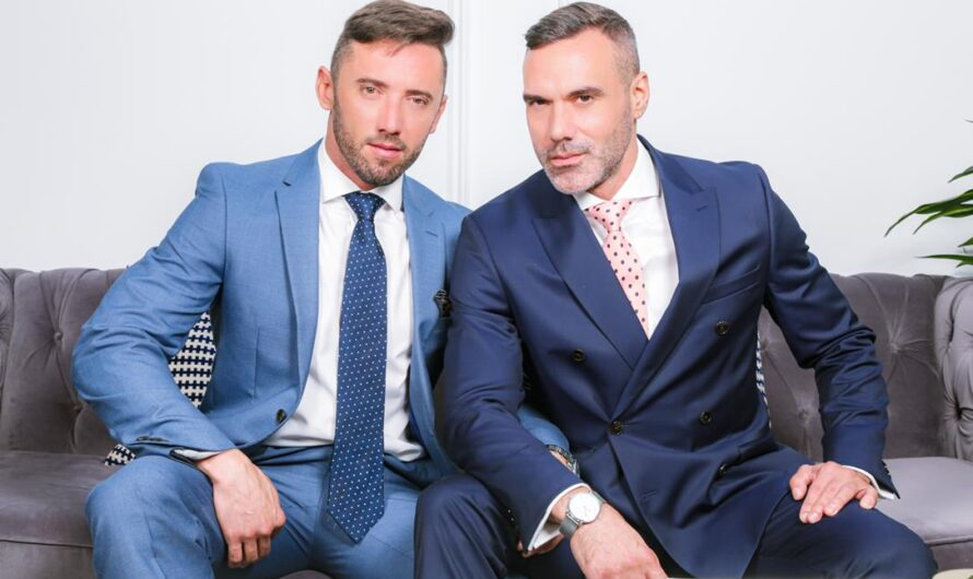 MenAtPlay – Suit Up! – Manuel Skye, Marco Oliveira
