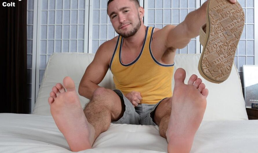 MyFriendsFeet – Colt Rivers' Feet