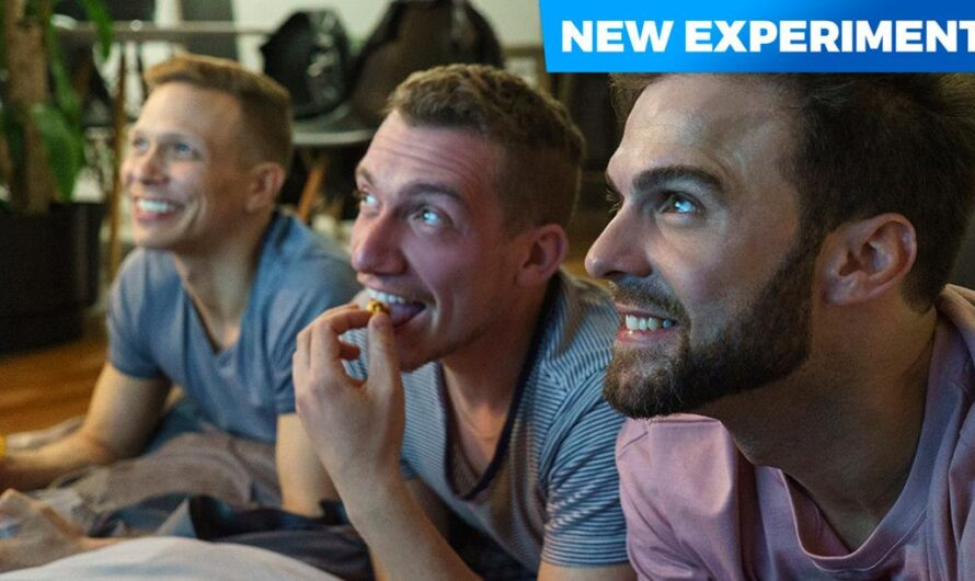 SayUncle Labs – Magic Movie Night – Ethan Chase, William Moore, Gabriel Clark