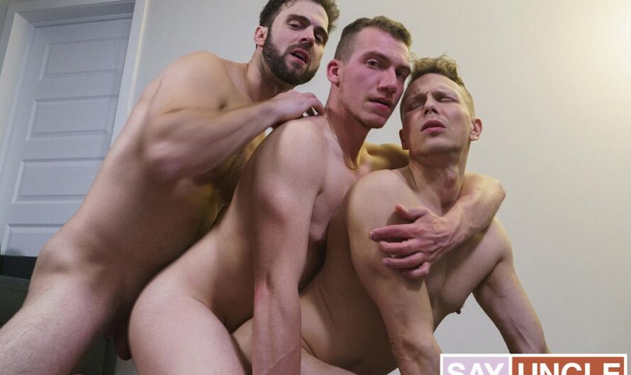SayUncle Labs – Magic Movie Night – William Moore, Gabriel Clark, Ethan Chase