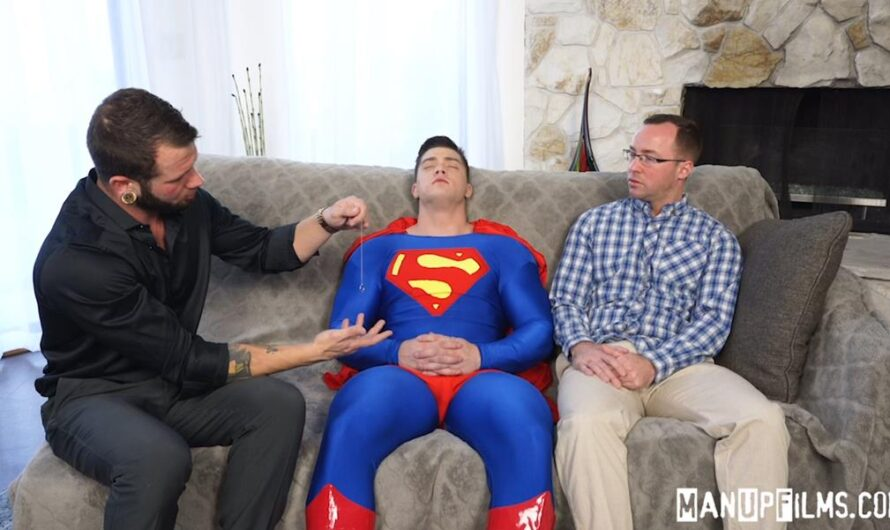 ManUpFilms – Superman Goes to Therapy Part 1 – Collin Simpson, Johnny Hill, Alex Hawk