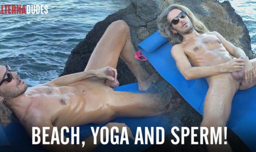 AlternaDudes – Beach, Yoga and Sperm!