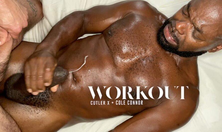 CutlersDen – Workout – Cutler X, Cole Connor