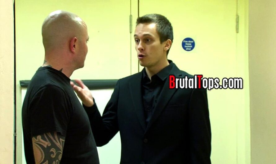 BrutalTops – Master Dave & His Suited Sub