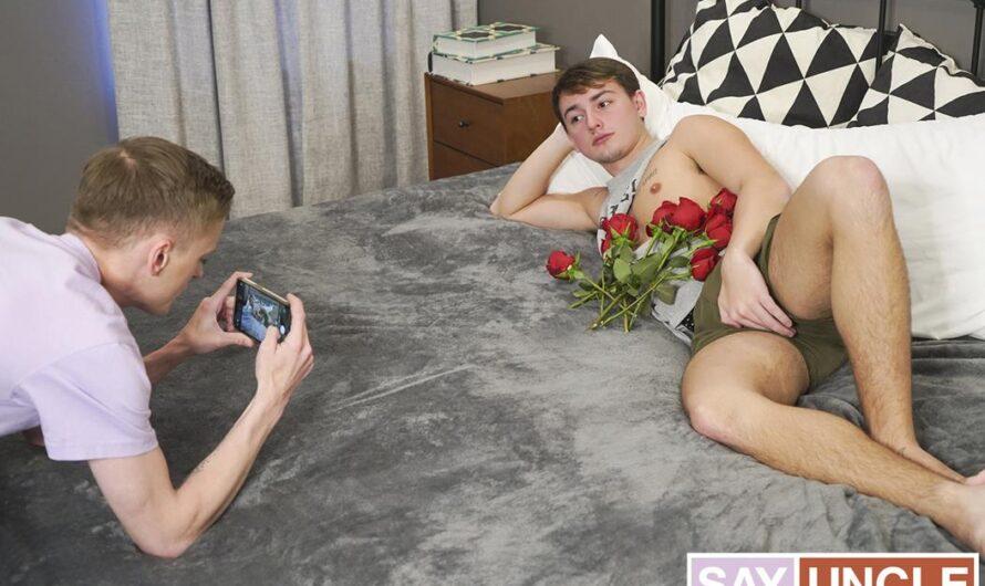 BrotherCrush – Valentine's Photoshoot – Blake Dyson, Masyn Thorne