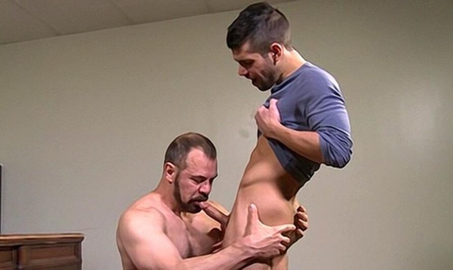 DaddySexFiles – Training The New Assistant – Ty Mitchell, Max Sargent