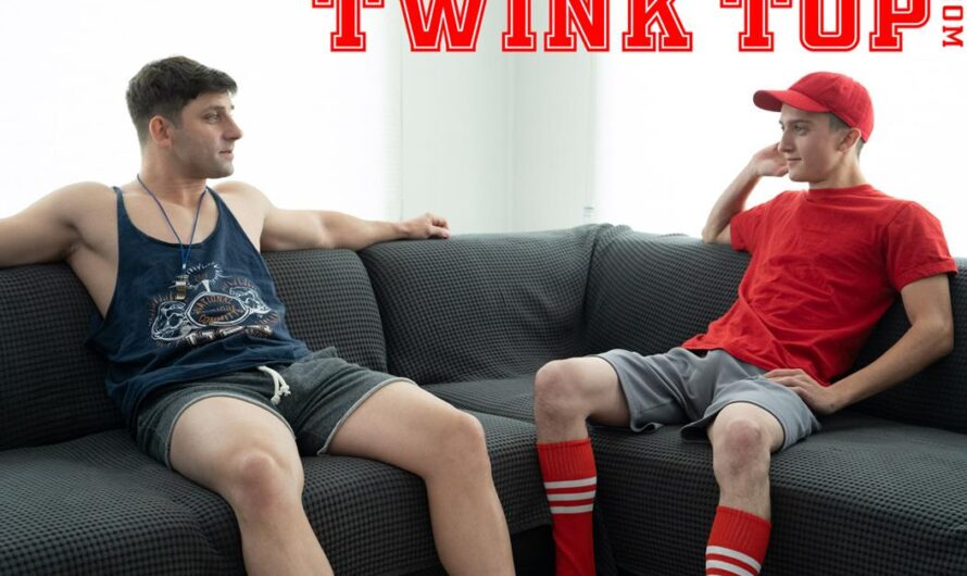 TOP TRYOUT – Jack Andram & Coach Rick – TwinkTop