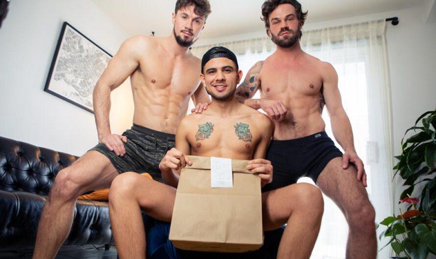 Masqulin – Delivery Guy – Alex Montenegro, James Fox, Skyy Knox